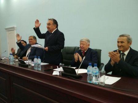 Обсуждается создание Экологической партии Узбекистана