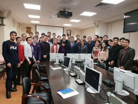 Руководство «Узатома» проинспектировало подготовку кадров в МИФИ для атомной отрасли Узбекистана