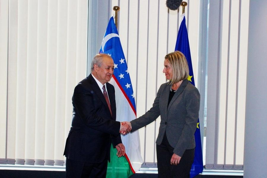 Европейский Союз и Узбекистан начали работы по новому Соглашению