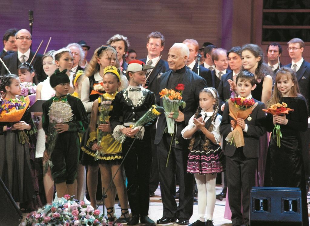 В российской столице прошел Международный фестиваль «Москва встречает друзей»