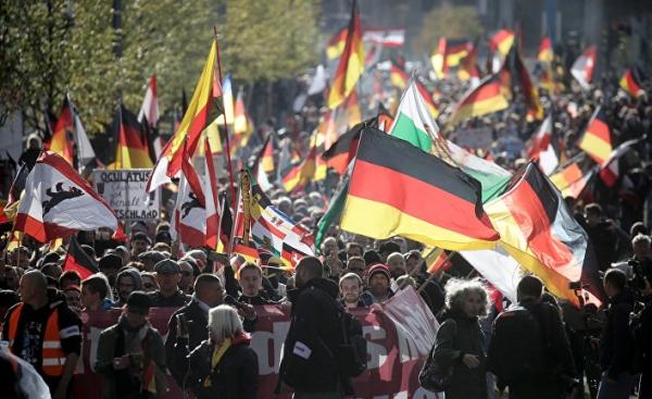 Guardian (Великобритания): я живу в восточной Германии среди неонацистов. И это ужасно