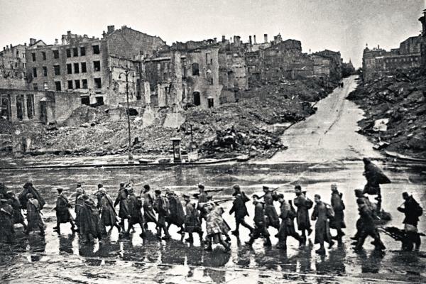 6 ноября 1943 года. Киев освобожден. Но сегодня в столице Украины праздника не будет...