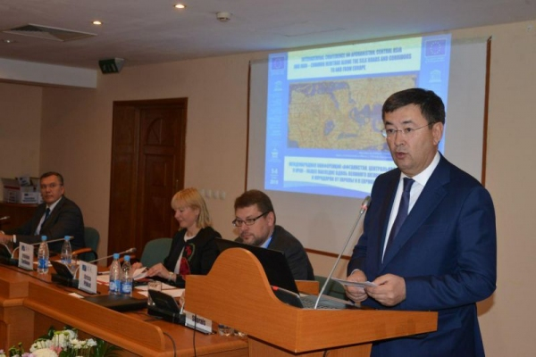 В Самарканде состоялась международная конференция по случаю Европейского года культурного наследия
