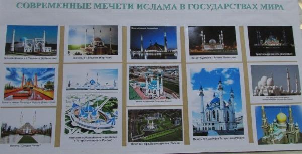 Изменится ли архитектурная форма мечетей?