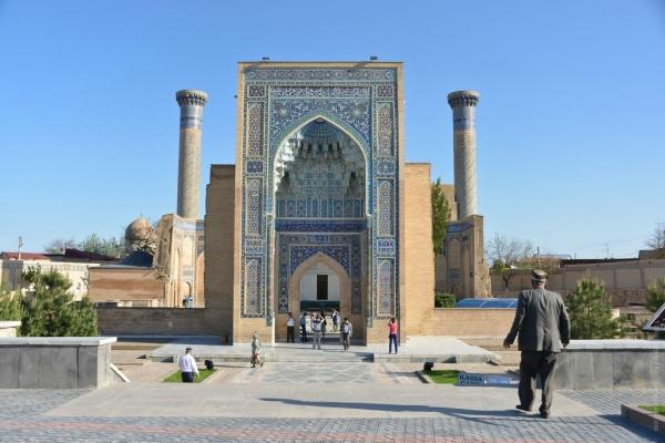 С начала года в Самарканде побывали полтора миллиона узбекистанцев