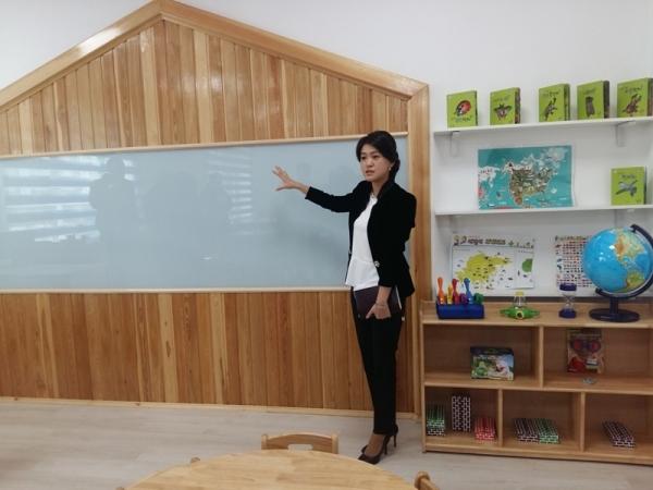 В Ташкенте готовится к открытию экспериментальный детский сад по стандартам Южной Кореи