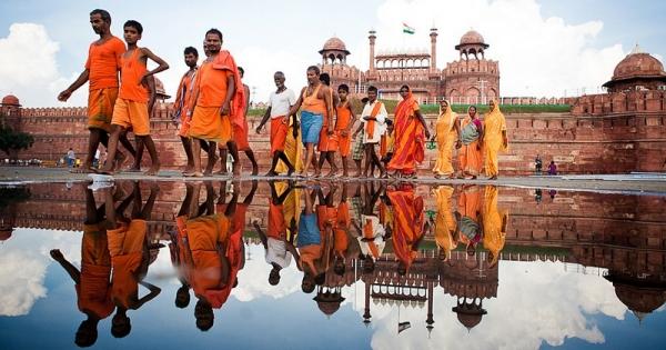 Записки на лепестках колама. Путешествие в Индию