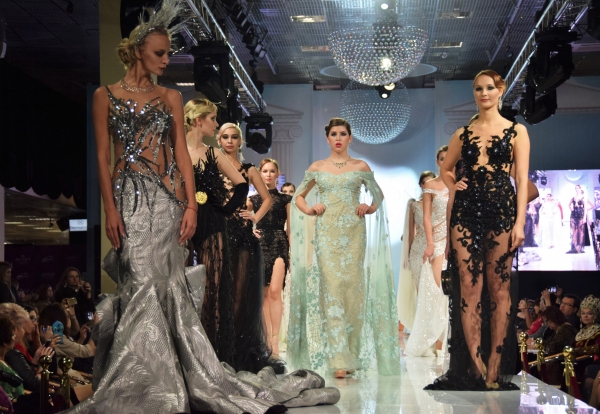 Дизайнер из Узбекистана представила коллекцию «Европа-Восток» на Международной ювелирной неделе моды в Москве
