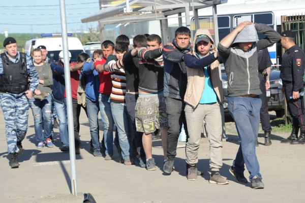 Порядок выдачи задержанных на территории РФ иностранных граждан