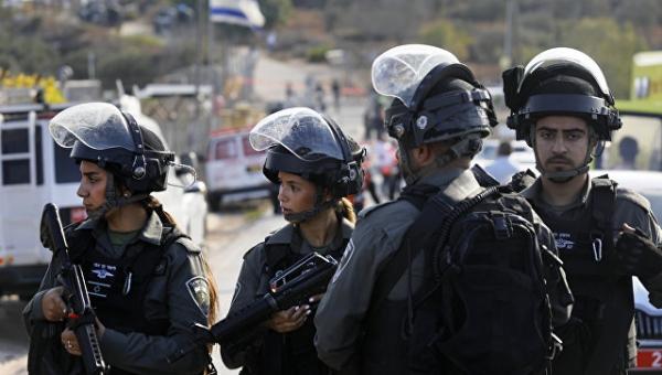 Теракт в Иерусалиме. Ранены четверо полицейских