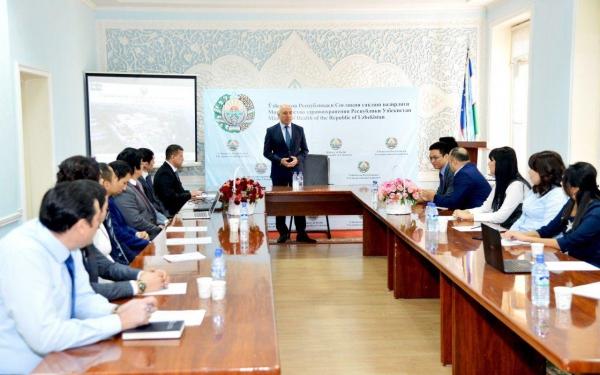 В Ташкенте началось строительство инновационного детского многопрофильного медцентра