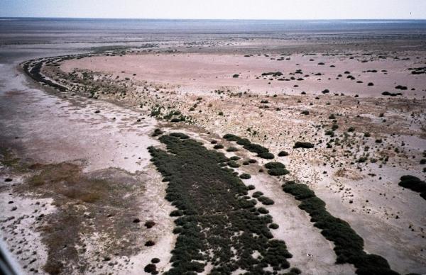 Водоснабжение в бассейне Аральского моря в условиях меняющегося климата