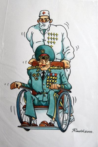 Художник Радик Азизов