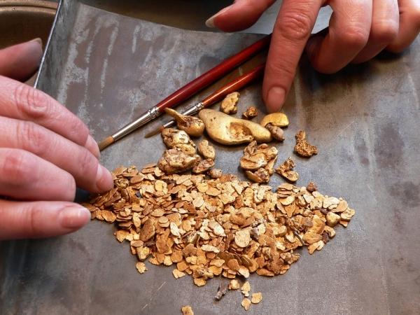 В Узбекистане разрешили легально заниматься непромышленной добычей золота