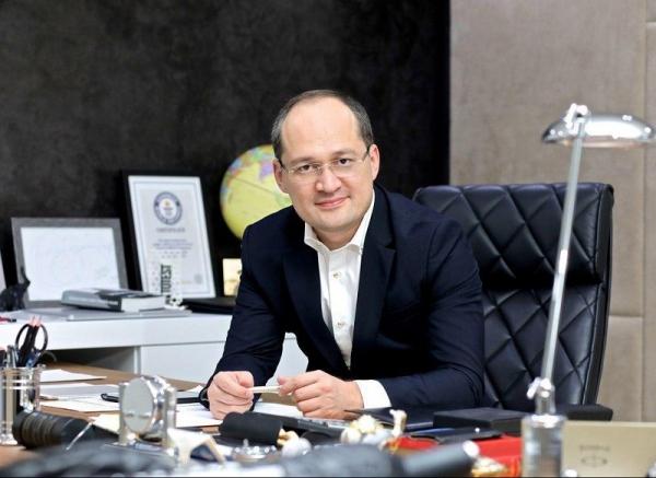 Комил Алламжонов получил новую должность