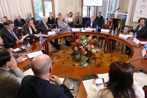 «Медиасоставляющую цифровой экономики» эксперты из России, Узбекистана, СНГ и Европы обсудили в Москве
