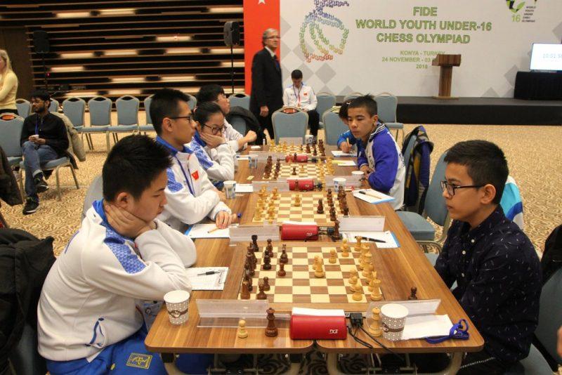 Сборная Узбекистана впервые выиграла Всемирную шахматную Олимпиаду