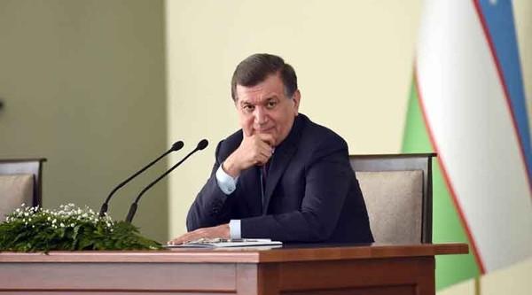 Шавкат Мирзиёев посетит Санкт-Петербург