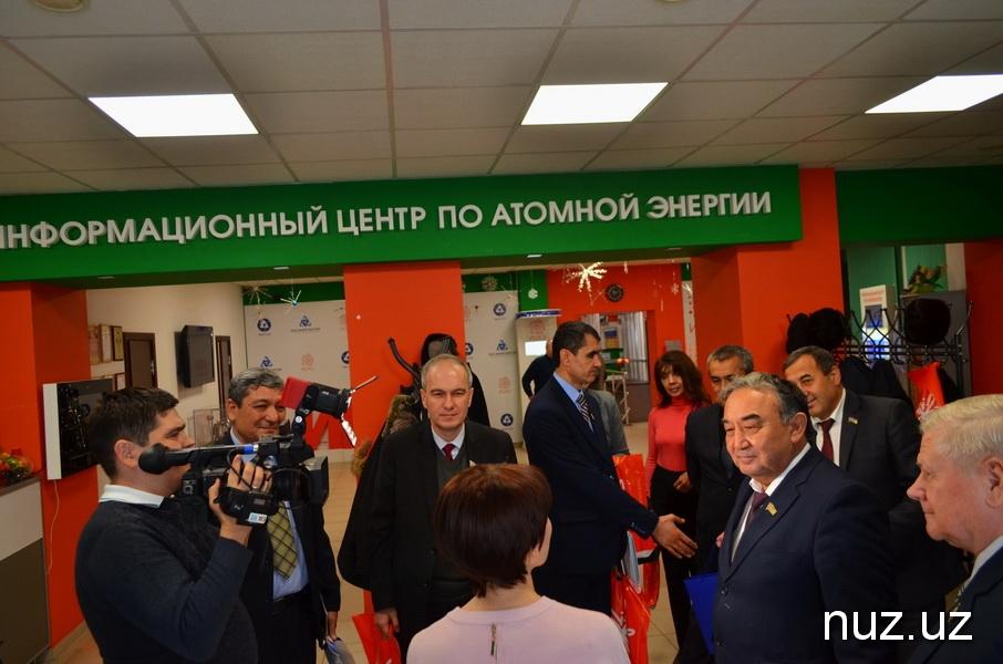 Парламентарии Узбекистана прибыли на Нововоронежскую АЭС для изучения законодательной базы в сфере атомной энергетики