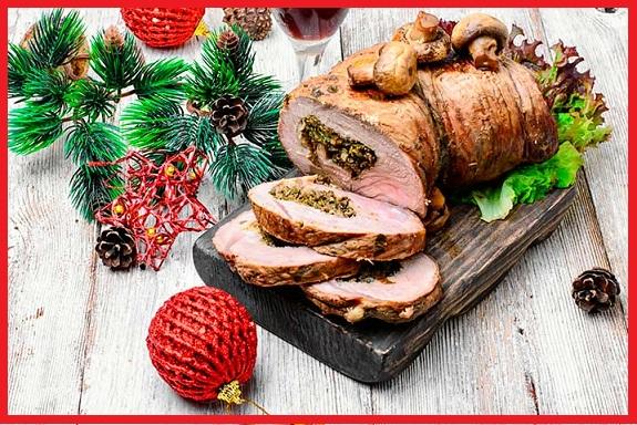 Новый год! Так что ж мясного нам готовить для второго?