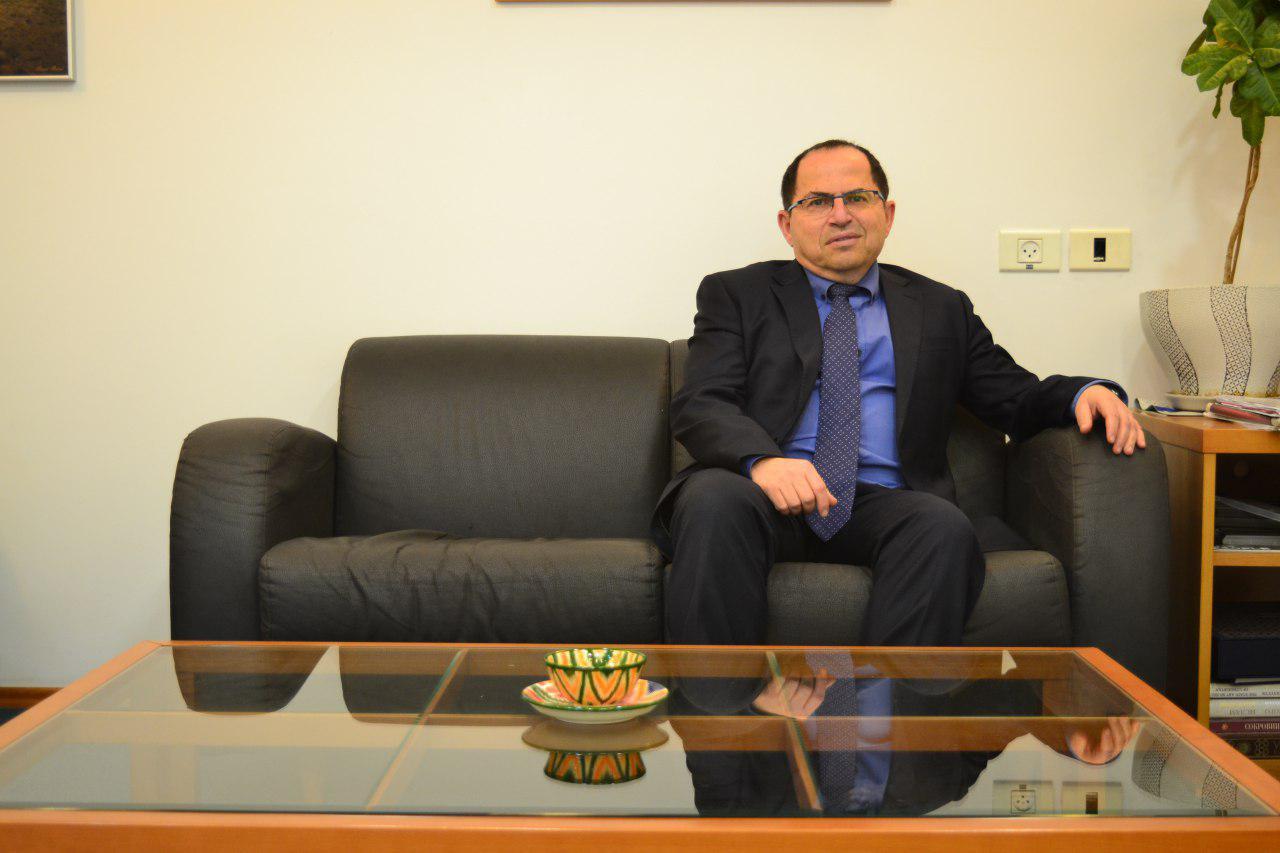 Чрезвычайный и Полномочный Посол Израиля в Узбекистане Эдуард Шапира:  Узбекистан в нашей деятельности занимает приоритетное место