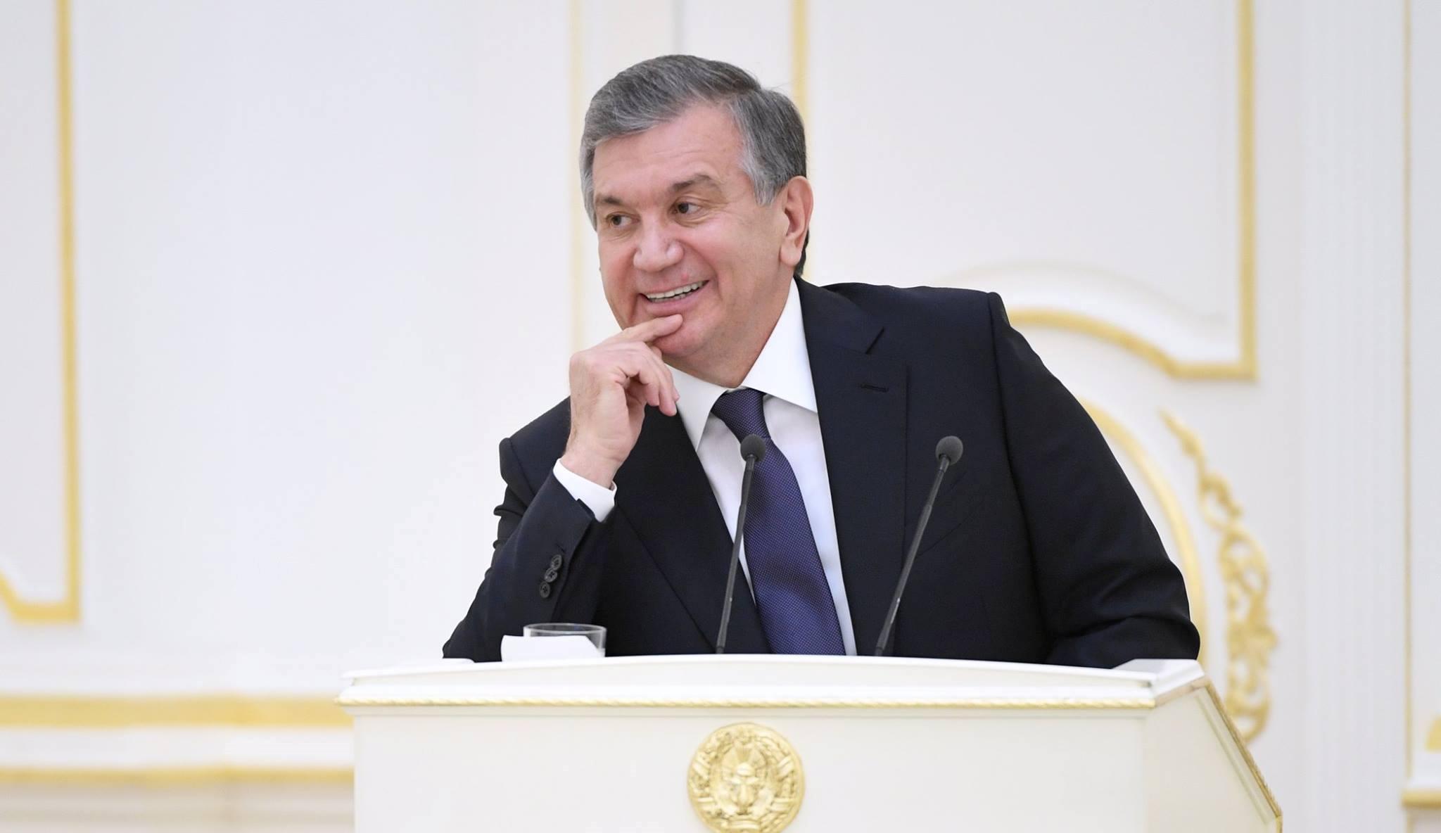 Шавкат Мирзиёев признан зарубежным государственным деятелем года в Турции