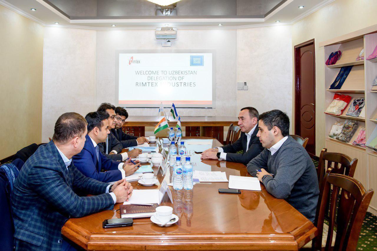 Индия откроет завод по производству комплектующих изделий для текстильного оборудования