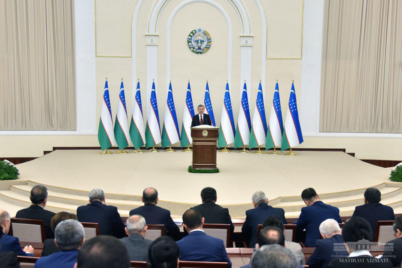 2019 год объявлен в Узбекистане Годом активных инвестиций и социального развития