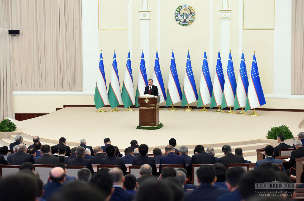 Олий Мажлис будет утверждать членов Кабинета Министров