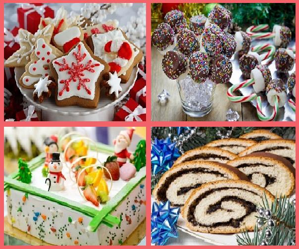 В Новый Год не до конфет… Все наелись, ждут десерт!