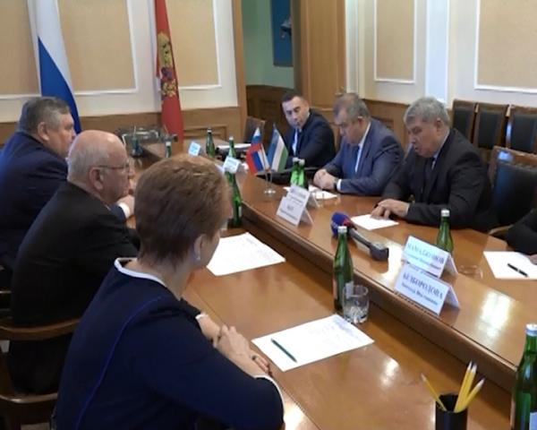 Оренбуржье готово к сотрудничеству с Узбекистаном