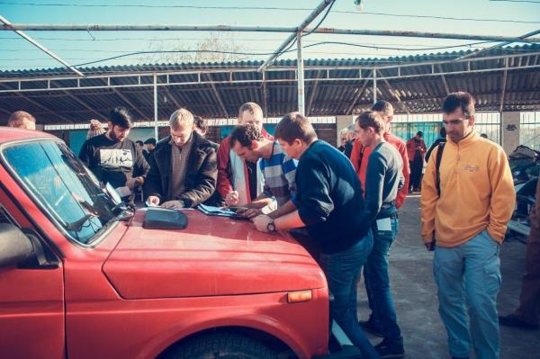 Экстремальные приключения: в Узбекистане впервые состоялись соревнования по GPS-ориентированию на автомобилях