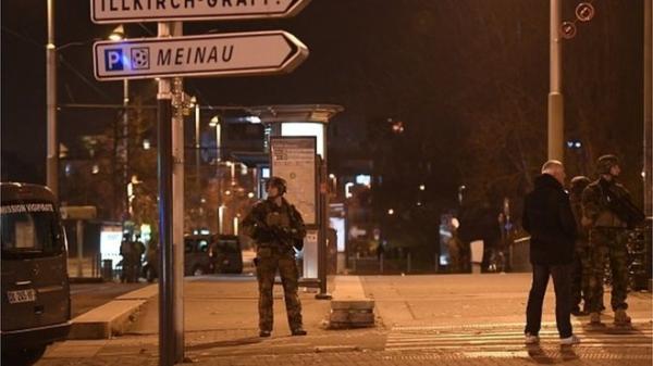Стрельба в Страсбурге: двое погибших, более 10 раненых