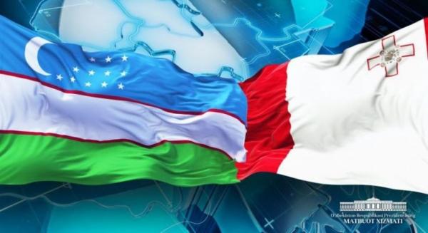 Шавкат Мирзиёев Мальта Президентига табрик йўллади