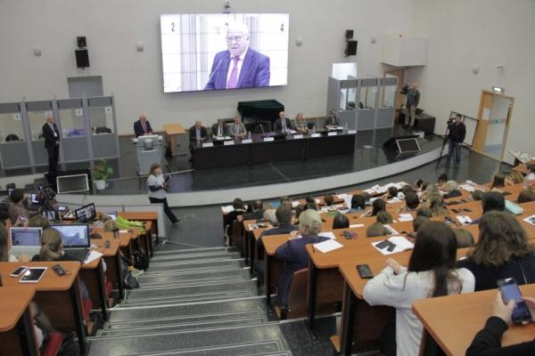 Проблемы обучения конференц-переводу на современном этапе подготовки кадров