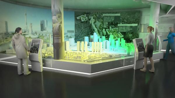 Цифровое будущее: в здании Tashkent Plaza откроют высокотехнологичный выставочный комплекс