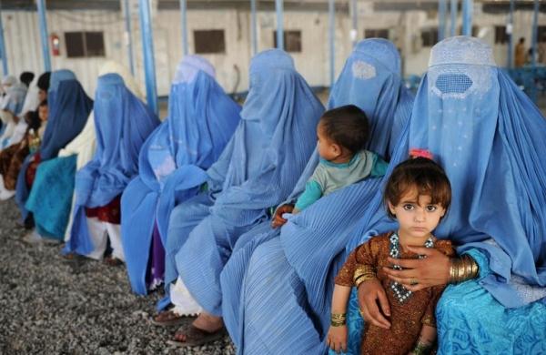 Тайные войны афганских женщин
