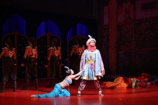 Андрис Лиепа: Ташкент готов к юбилею «Русских сезонов!»