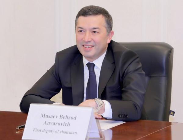 Назначен новый председатель Государственного налогового комитета