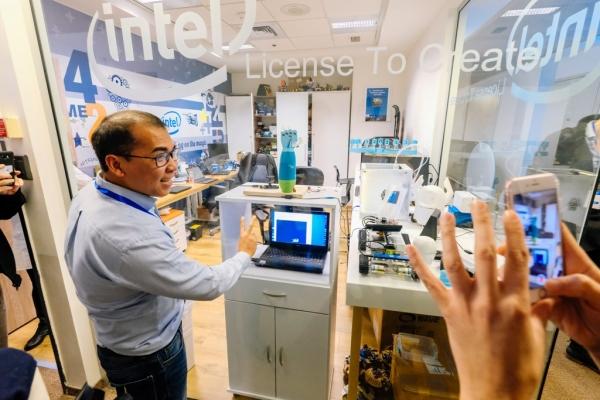 Как Узбекистан стартап в Израиль возил