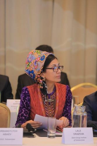 Преподаватель из Туркменистана рассказала, как побудить людей экономно расходовать воду