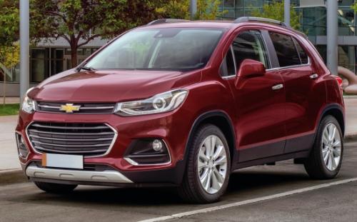 GM Uzbekistan Chevrolet Tracker кроссоверига буюртмалар қабул қилишни бошлади