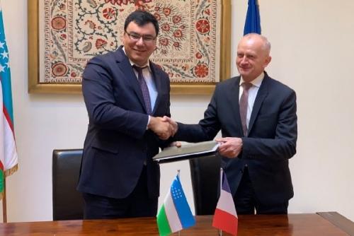 Страсбургский университет намерен прийти в Узбекистан