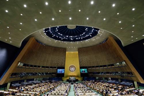 Узбекистан выступил против резолюции ГА ООН о милитаризации Крыма