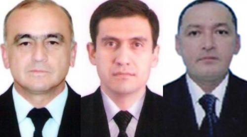 В Ташкенте еще три хокима утверждены в своих должностях