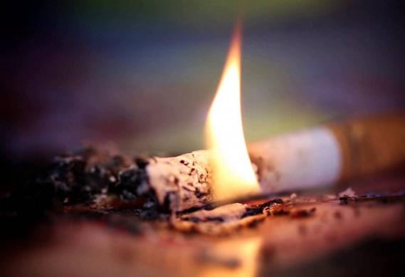 В Бухарской области мужчина сгорел, уснув с сигаретой в руках