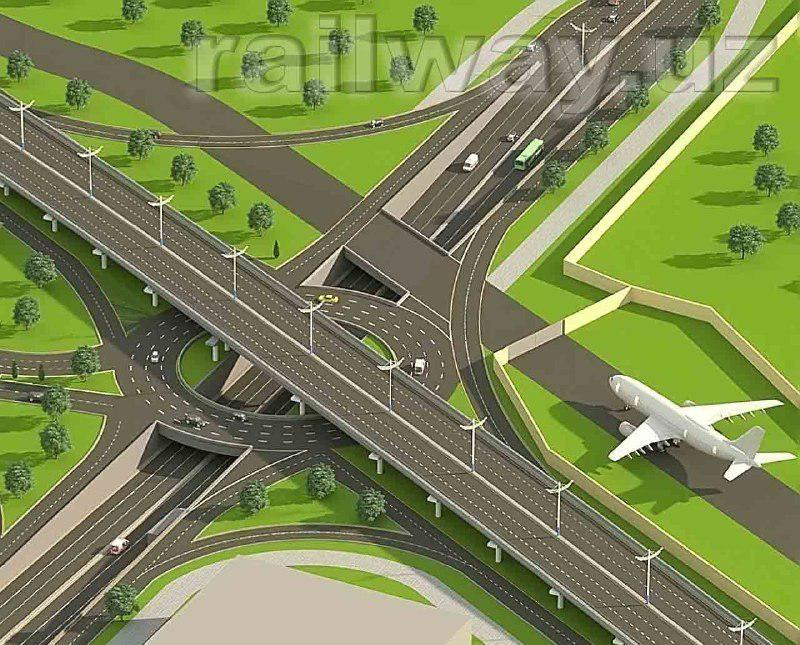 Единственную трехуровневую транспортную развязку в Ташкенте планируется ввести в эксплуатацию до конца 2019 года