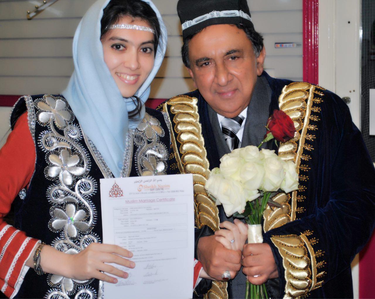 Узбекистанка Гули Мурадова раскрыла подробности своего знакомства и свадьбы с английским лордом