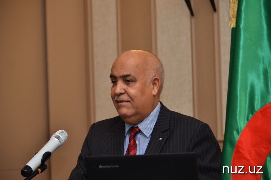 МИД Узбекистана одобрил создание общества дружбы «Узбекистан-Алжир»
