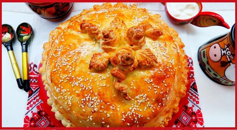«Курник» - праздничный пирог! Молодец, кто сделать смог!